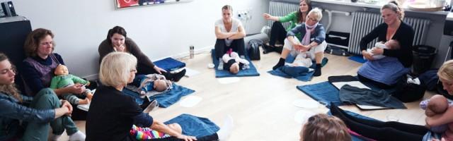 Massage – berøring – kontakt